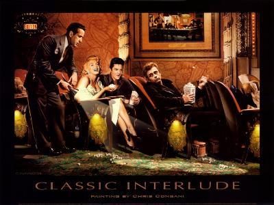 Classic Interlude-Chris Consani-Art Print