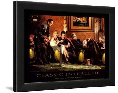 Classic Interlude-Chris Consani-Framed Art Print