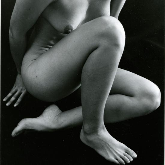 Classic Nude, c. 1970-Brett Weston-Photographic Print
