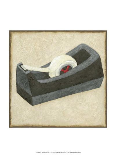 Classic Office VI-Chariklia Zarris-Art Print