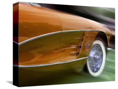 Classic Orange-Richard James-Stretched Canvas Print