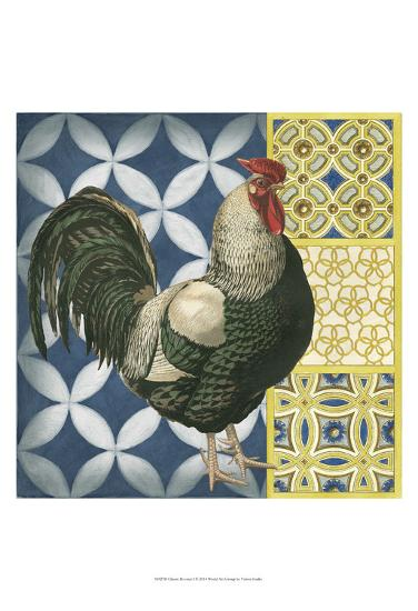 Classic Rooster I--Art Print