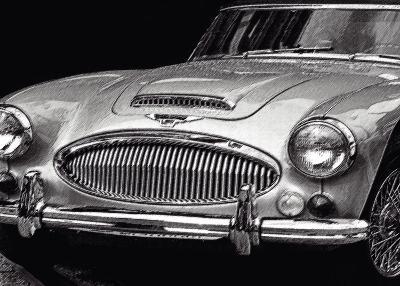 Classic Style-Alan Lambert-Art Print