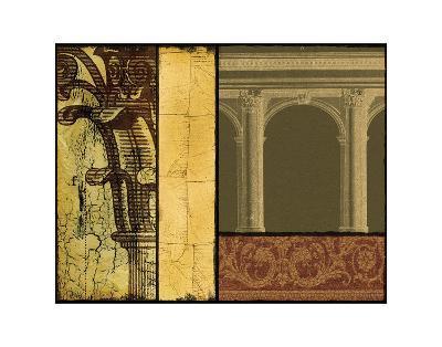 Classical Elements-Karl Rattner-Art Print