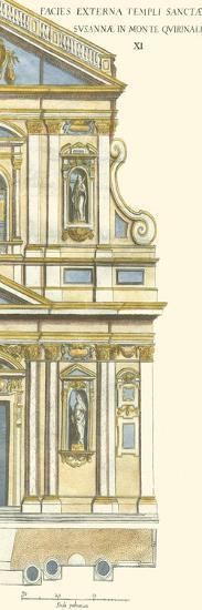 Classical Facade IV-Vision Studio-Art Print