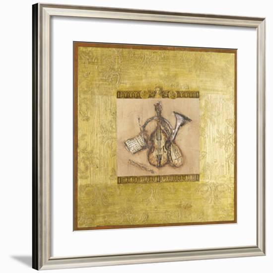 Classical Instrument II--Framed Art Print