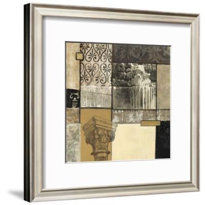 Classical Ruins II-Connie Tunick-Framed Giclee Print