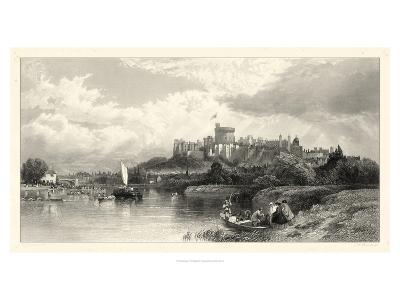 Classical Seaport I-Edward Duncan-Art Print