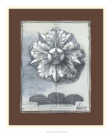Classical Sketch II-Ethan Harper-Giclee Print