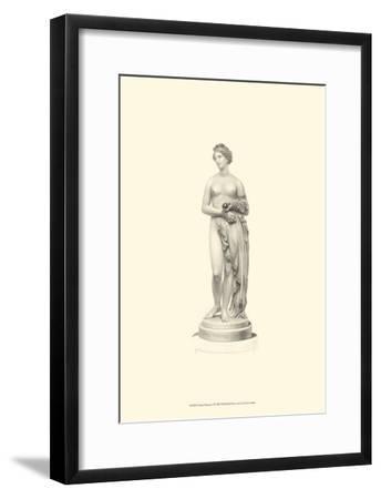 Classical Statuary I--Framed Art Print