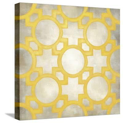 Classical Symmetry V-Chariklia Zarris-Stretched Canvas Print