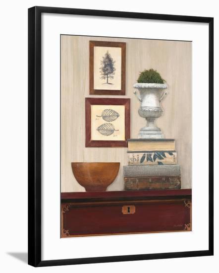 Classical Vignette-Arnie Fisk-Framed Art Print