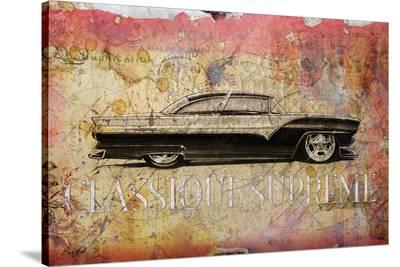 Classique Supreme--Stretched Canvas Print