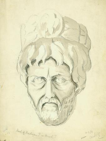 Head of a Man, 1874