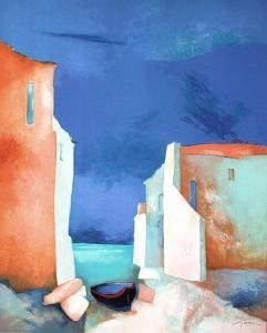 Ile Rousse by Claude Gaveau