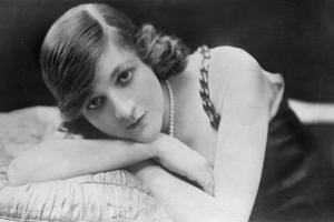 Doris Keane, American Actress, Early 20th Century by Claude Harris