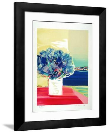 Floralies bleues