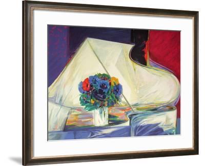 Le bouquet au piano II