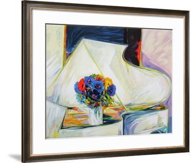 Le Bouquet Au Piano
