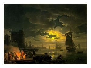 1769 by Claude Joseph Vernet