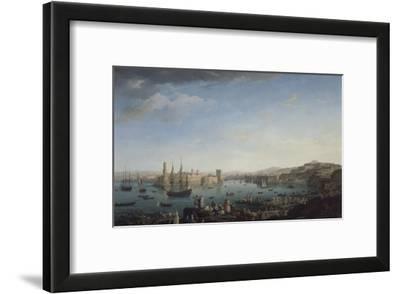 L'entrée du port de Marseille