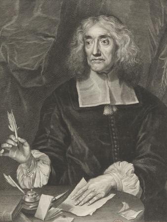 Valentin Conrart (1593-1675), conseiller et secrétaire de Louis XIV