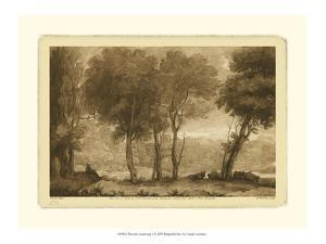 Pastoral Landscape I by Claude Lorraine