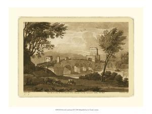 Pastoral Landscape III by Claude Lorraine
