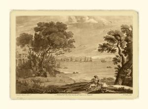 Pastoral Landscape VI by Claude Lorraine