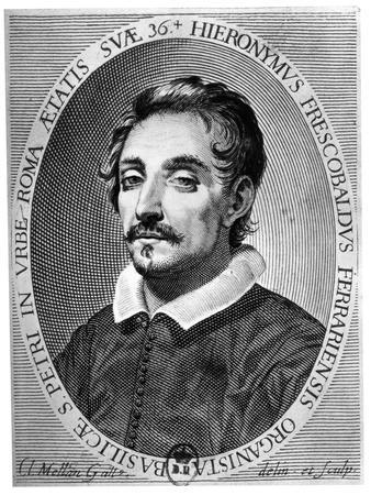 Girolamo Frescobaldi (1583 - 164) Was a Musician from Ferrara