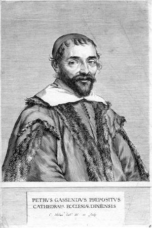 Pierre Gassendi, French Philosopher and Scientist, 17th Century