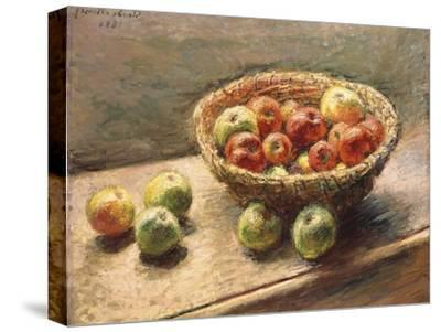 A Bowl of Apples; Le Panier De Pommes, 1880