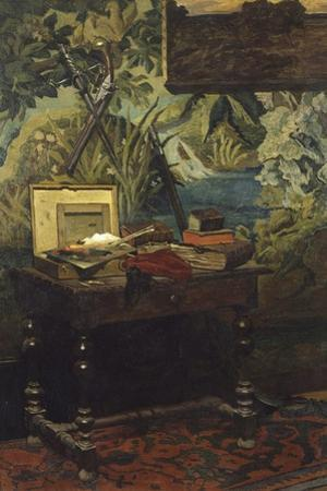 A Corner of the Studio, 1861 by Claude Monet