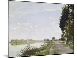 Argenteuil, 1872 by Claude Monet