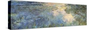 Basin of Water Lilies by Claude Monet