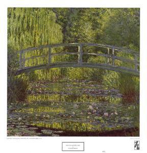 Bassin aux Nympheas by Claude Monet
