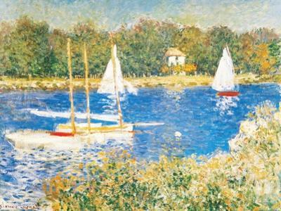 Bassin d'Argenteuil, c.1874
