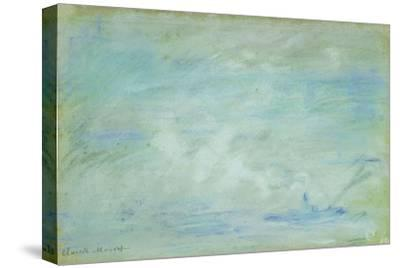 Boat on the Thames, Haze Effect; Bateau Sur La Tamise, Effet de Brume, 1901
