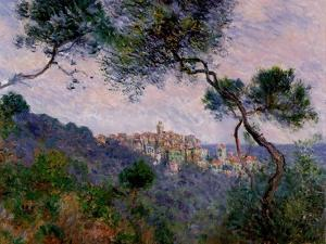 Bordighera, Italy, 1884 by Claude Monet