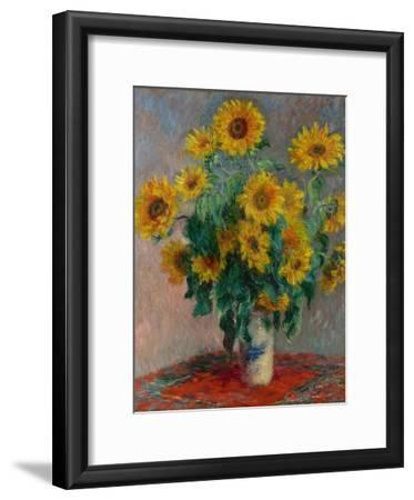 Bouquet of Sunflowers, 1881
