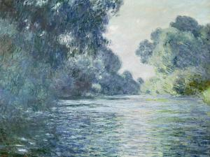 Branch of the Seine Near Giverny, 1897 by Claude Monet