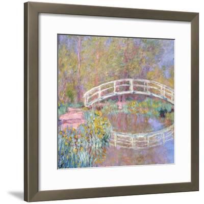 Bridge in Monet's Garden, 1895-96