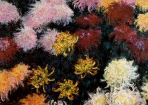 Chrysanthemum, 1897 by Claude Monet