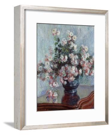 Chrysanthemums, 1882