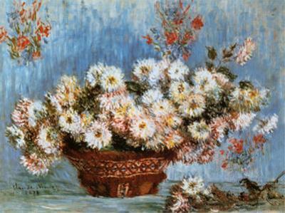 Chrysanthemums, c.1878