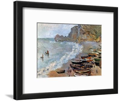 Claude Monet: Etretat, 1883
