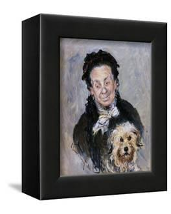 Eugenie Graff (Madame Paul) by Claude Monet