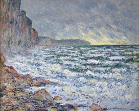 claude-monet-fecamp-bord-de-mer-1881