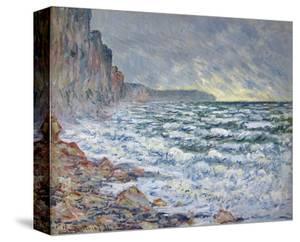 Fécamp, bord de mer, 1881 by Claude Monet