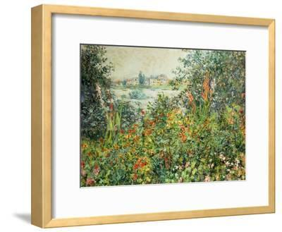 Flowering Meadow, Vetheuil, 1880